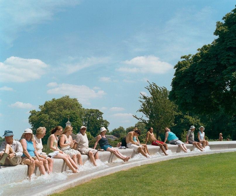 Diana, Princess of Wales Memorial Fountain / Gustafson Porter   Bowman