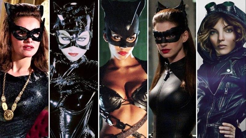 La evolución de Catwoman a través de los años
