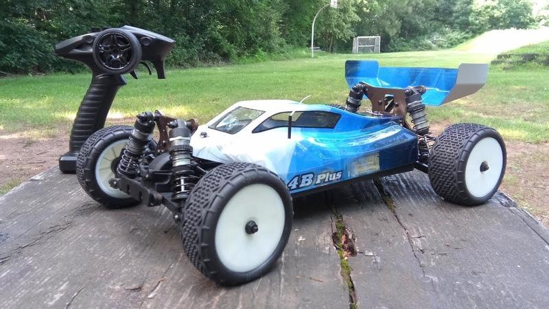 VKar Racing V.4B - High Speed Brushless RC Car von Gearbest.com Test Testfahrt