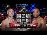 Fight Night Singapore Free Fight Donald Cerrone vs Edson Barboza