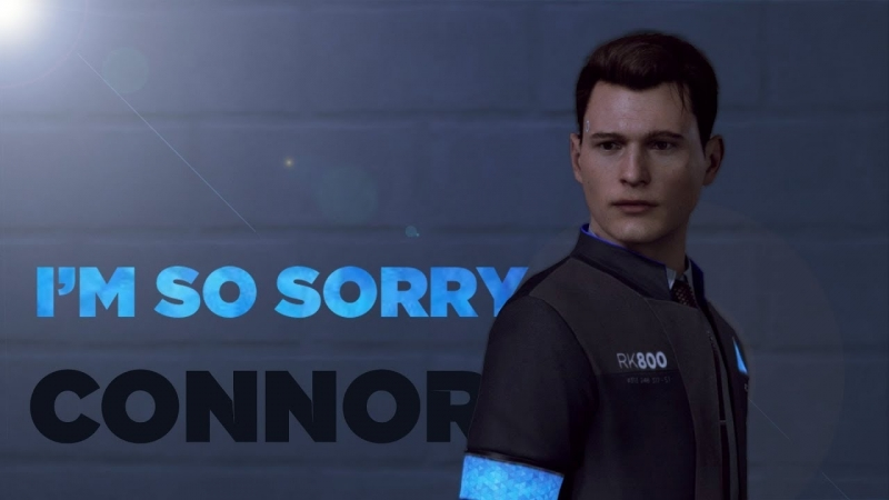 Connor - Im So Sorry by Imagine Dragons [Detroit Become Human] GMV