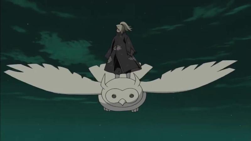 Naruto:Gaara vs Deidara AMV