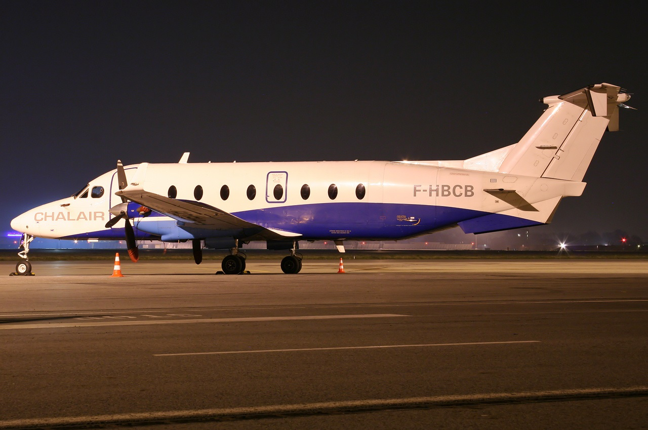 Самолет Beechcraft 1900D