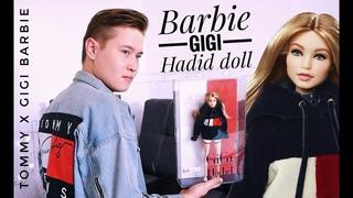 Barbie Gigi Hadid x Tommy Hilfiger Doll | Кукла Барби Джиджи Хадид - ОБЗОР НА РУССКОМ