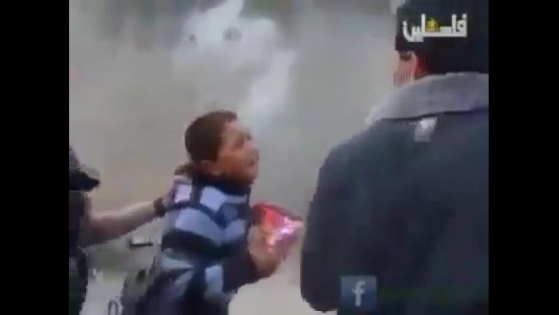 Israil askerleri Израильских солдат террорист