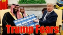 Trump fears China could replace US in arms sales to Saudi