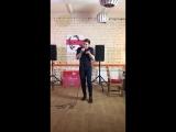 Моё первое выступление в муз. школе. Песня All of Me.