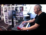 Anthony Rother - Me Myself Into The Future - Nord Modular - 3L3C7RO COMMANDO (Studio Session)