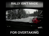 #WRC - #Rally Sweden crash