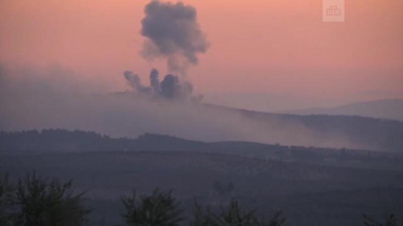 Турецкие истребители начали бомбить позиции курдов в Африне