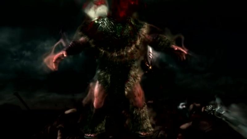Russian Let's Play God Of War all cutscenes HD 1080p ENG нужны ли русские субтитры