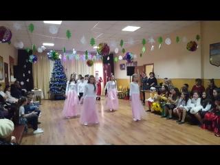 Танець 6-Б класу.Сокирянська гімназія