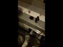 Дебилы из кургана подожгли туалет