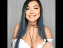 Vicki Li сочная азиаточка модель и ее большие натуральные сиськи и упругая попка секс няшка красотка не порно