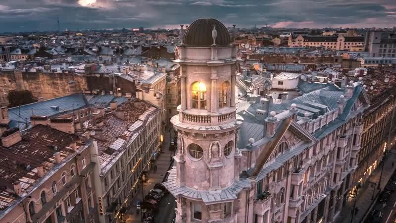 The city of white nights - Saint Petersburg drone video Timelab.pro__ Город белых ночей, аэросъемка (720p).mp4