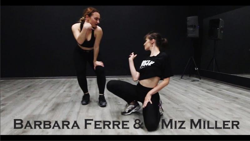 Barbara Ferre Miz Miller choreography | My name is Battle workshops'18