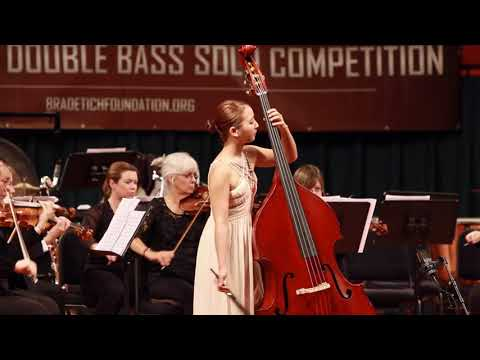 Mikyung Soung performs Bottesini and shares thoughts on double bass
