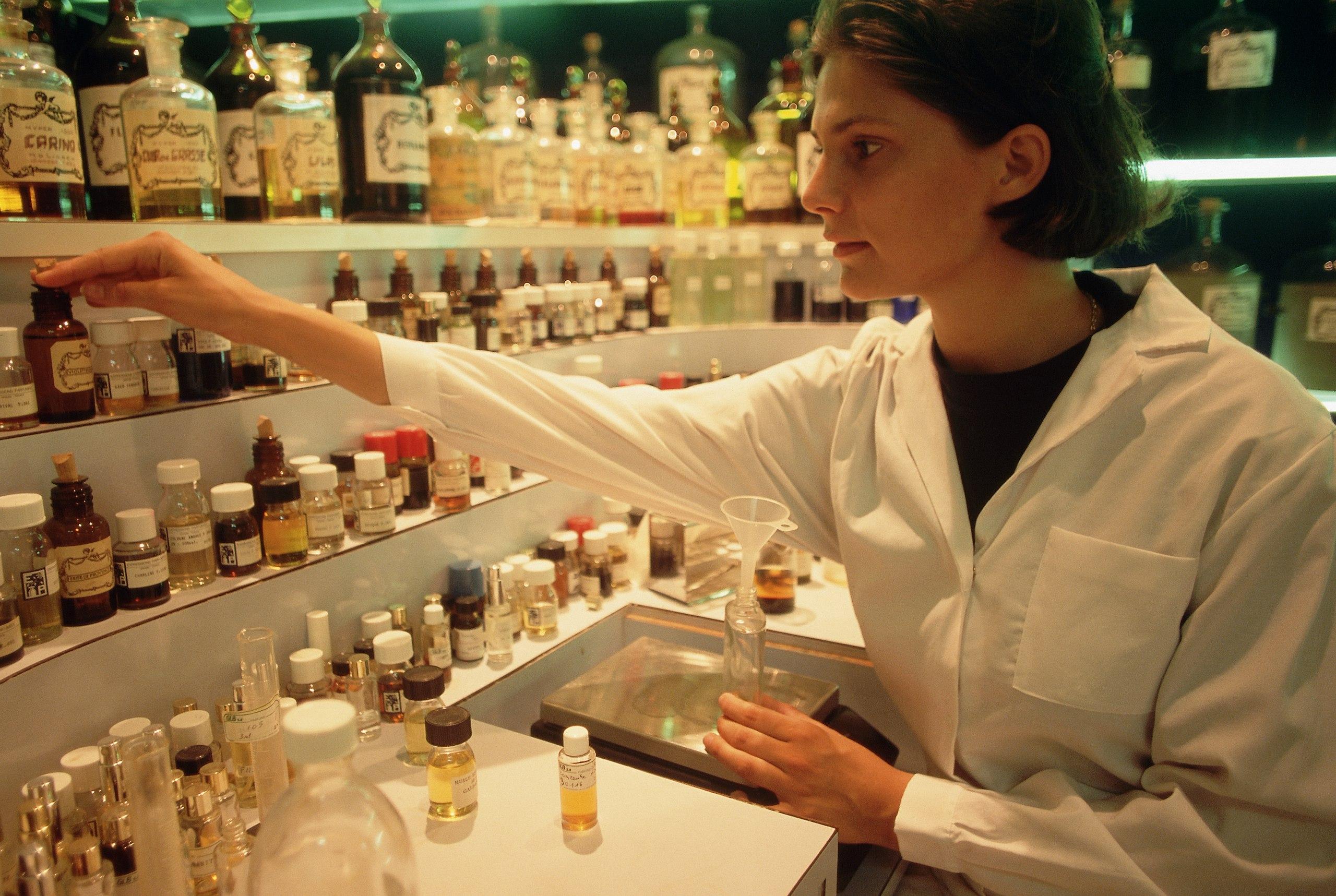 Что такое парфюмерия