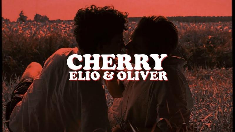 Elio/oliver ✧ cherry