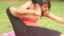 Akarna Dhanurasana Yoga Pose - Archer Pose | Yoga to Opens Hip Shoulders | Fit a Bit TV