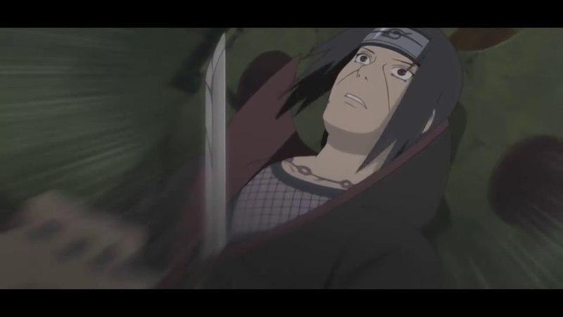 Sasuke vs Itachi Uchiha (NARUTO AMV)