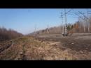 Ласточка с весною в Иваново летит...на тепловозах! 15.4.18.