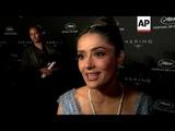 Stars includingSalma Hayek, Isabelle Huppert, Benicio Del Toro honor Patty Jenkins at Women in Moti