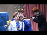 FANCAM 04.05.18 Chan @ UNB 8th Fansign International Youth Center Ending