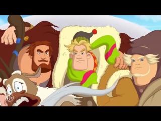 Три богатыря и принцесса Египта (2017)