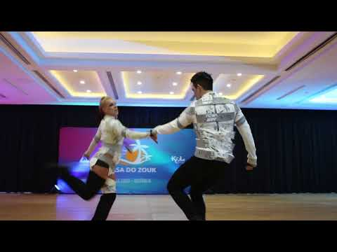 Casa Do Zouk 2018 - Jordan Frisbee Tatiana Mollmann - West Coast Swing