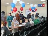 В 8 утра  в Ельце открылись  все избирательные участки для голосования на выборах Президента России