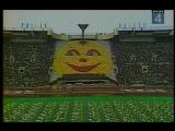 38 лет назад - 19 июля 1980 прошло открытие Олимпиады - 80 в Москве
