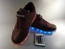 Кроссовки Reebok со светящейся подошвой с пультом