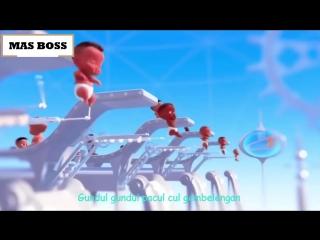 The Boss Baby - Lagu Anak Daerah Gundul Gundul Pacul.mp4