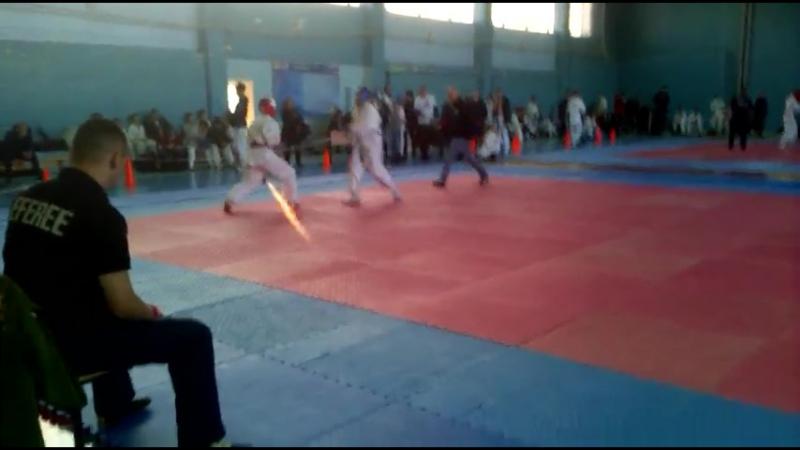 Рукопашный бой  нокдаун