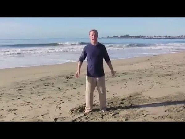 Цигун от стресса и напряжения. Ли Холден