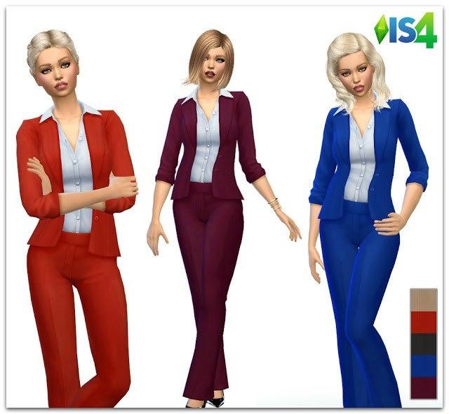 IS4_60 women suit by Irida