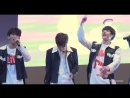 FANCAM 180523 The 37th Woonhyun Music Festival