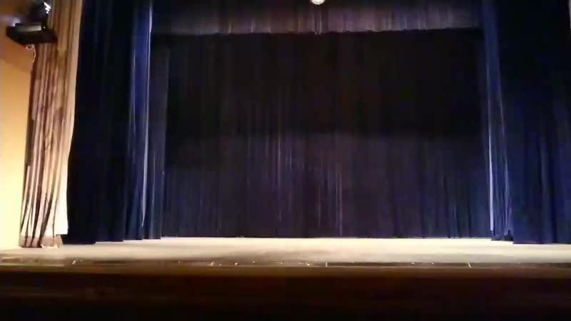 ШВТ ЗЕЙНАБ Oriental Fantasy Show 20.10.2018.Синьоры.Иранский танец.Соло.Начинающие.Протасова Ольга.