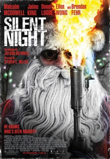 Безмолвная ночь (Silent Night) 2012 смотреть онлайн