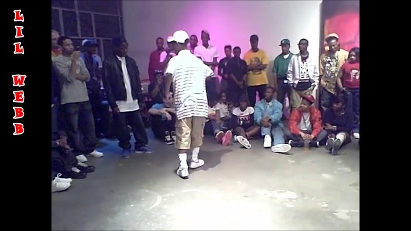 Memphis Jookin HOF | Lil Webb