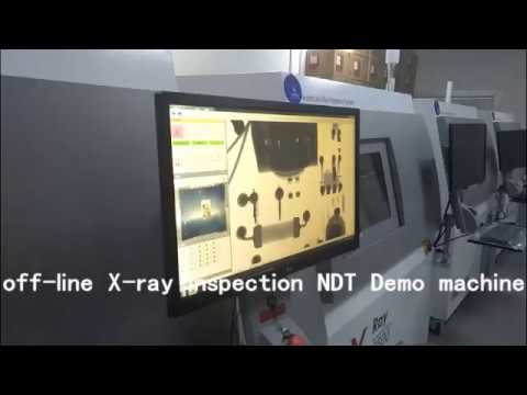 Quick defects Zhuomao X ray x-ray inspection system for SMT SMD BGA LED PCB semiconductor battery c