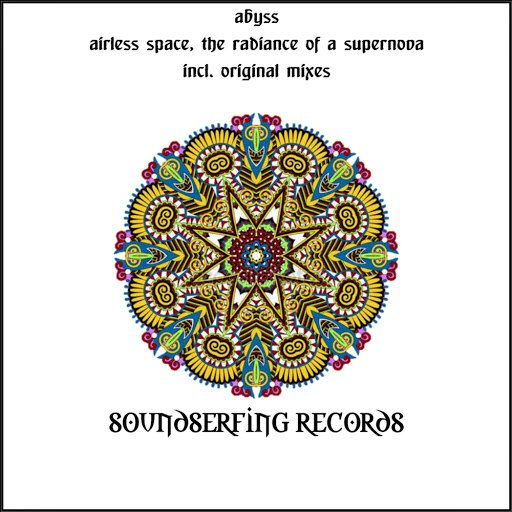 Abyss альбом Airless Space / The Radiance of A Supernova