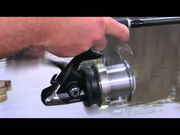 Tackle Fanatics TV Daiwa Emblem Spod