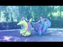 Танцевальный дуэт TWIX Цыганский танец