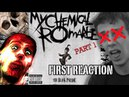First Reaction to My Chemical Romance - The Black Parade Review (Part 1) ISSA CLASSIC?