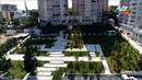 Yasamalda yeni park.