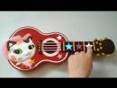 Гитара Шериф Келли фирмы Disney