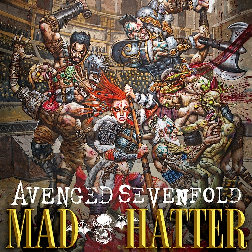 Avenged Sevenfold альбом Mad Hatter