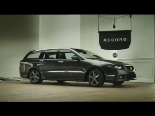 Honda creative promo for accord
